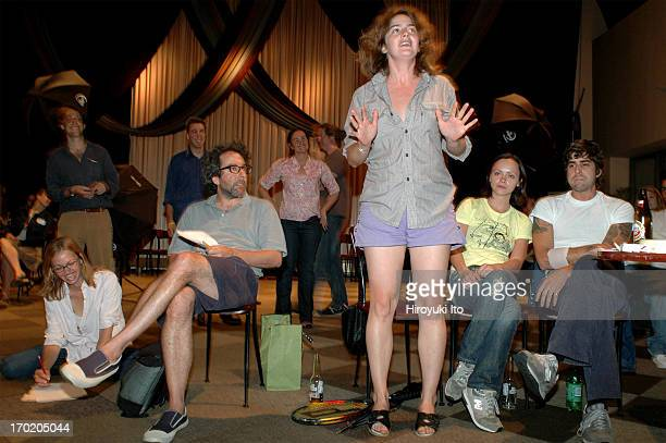 The 24 Hour Plays presents 4th Annual Celebrity Benefit at American Airline Theatre from September 12 to September 13 2004This image Sunday 1051...