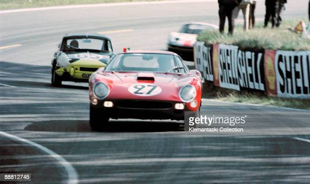 The 24 Hours of Le Mans Le Mans June 20/21 1964 In 1964 unable to homologate the 275LM as a GT car Ferrari modified the GTO to make it faster and...