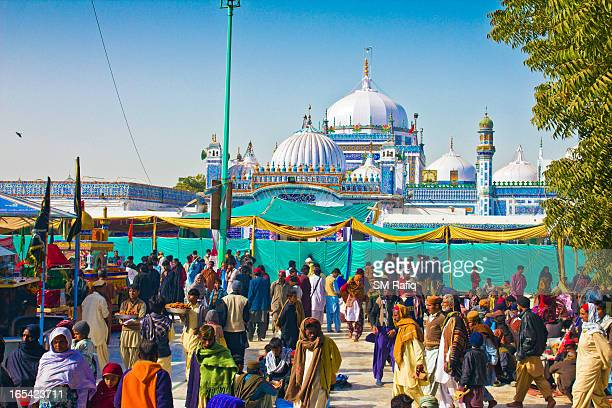 The 269th Urs celebration of Sufi Saint Shah Abdul Lateef Bhitai was commenced in Bhit Shah on 28th December and remained continued for consecutive 3...