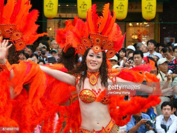 日本 サンバ カーニバル