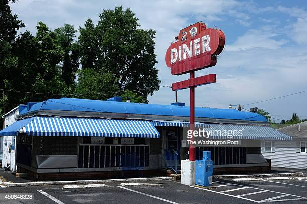 The 29 Diner on Lee Highway in Fairfax It opened in 1947 It closed recently but will reopen under new ownership