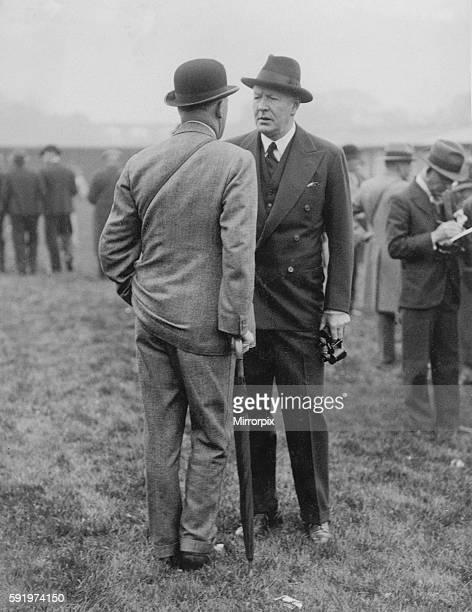 The 2nd Duke of Westminster at Chester Races May 1936 Hugh Richard Arthur Grosvenor