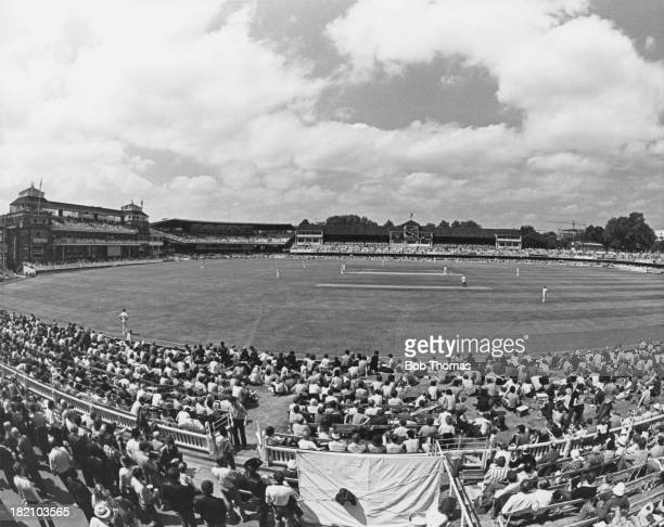 The 2nd Test match of England v Australia at Lords Cricket Ground in London 2nd July 1981