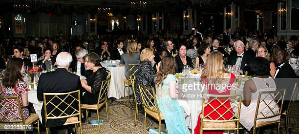 The 33rd Annual Calvary Hospital Awards Gala at The Pierre Hotel on November 14 2016 in New York City