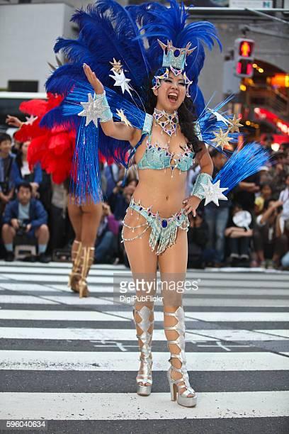 The 34th Asakusa Samba Carnival (2015)