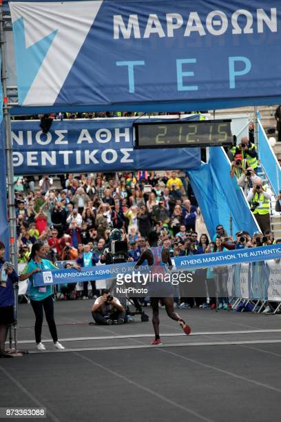 The 35th Athens Classic Marathon in Athens Greece November 12 2017