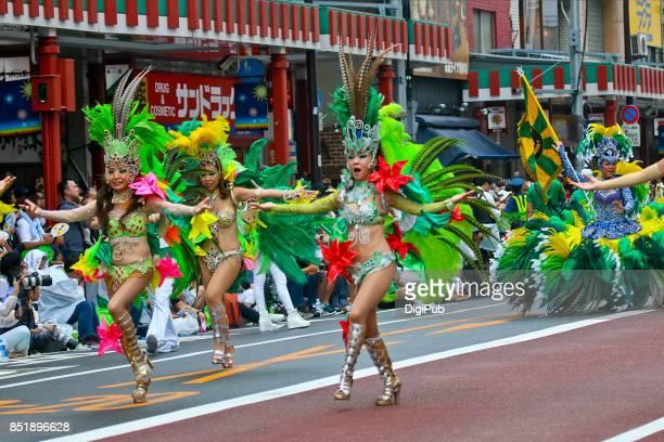 The 36th Asakusa Samba Carnival (2017) - A.E.S UNIDOS DO URBANA