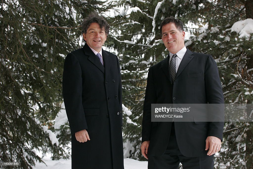 rencontre pour davos
