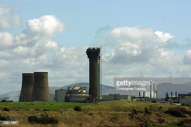 The 38 square km site of Sellafield nuclear plant on 18 April 2007 in Sellafield England An official inquiry has been at the site on the Cumbrian...