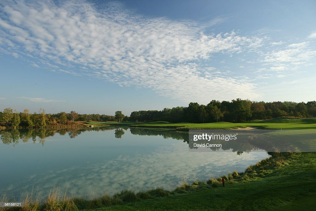 Golf International Les Bordes 11th : Photo d'actualité