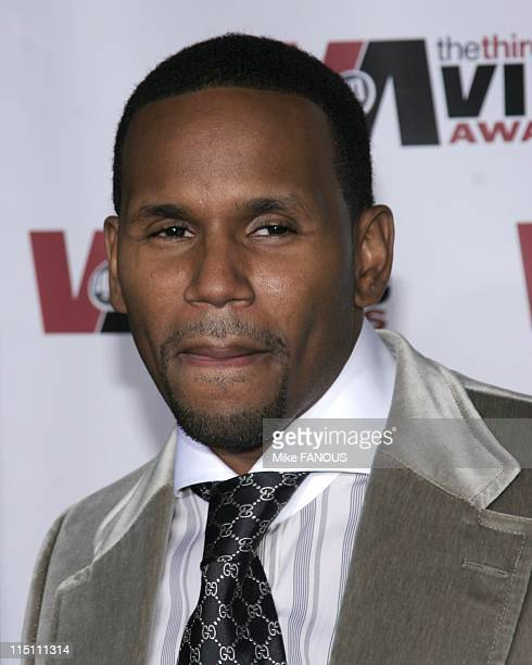 The 3rd Annual Vibe Awards in Culver City United States on November 12 2005 Avant at the 3rd Annual Vibe Awards at Sony Studios