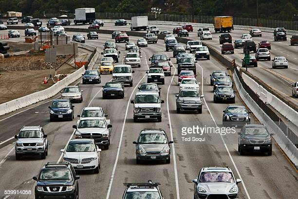 The 405 freeway between the 10 and 101 freeway also known as the Sepulveda pass The 405 will be closed for two days July 1617 to widen the freeway...