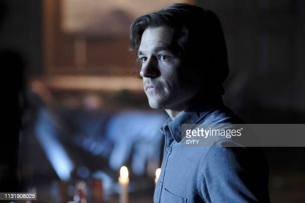 THE MAGICIANS The 411 Episode 411 Pictured Jason Ralph as Quentin Coldwater