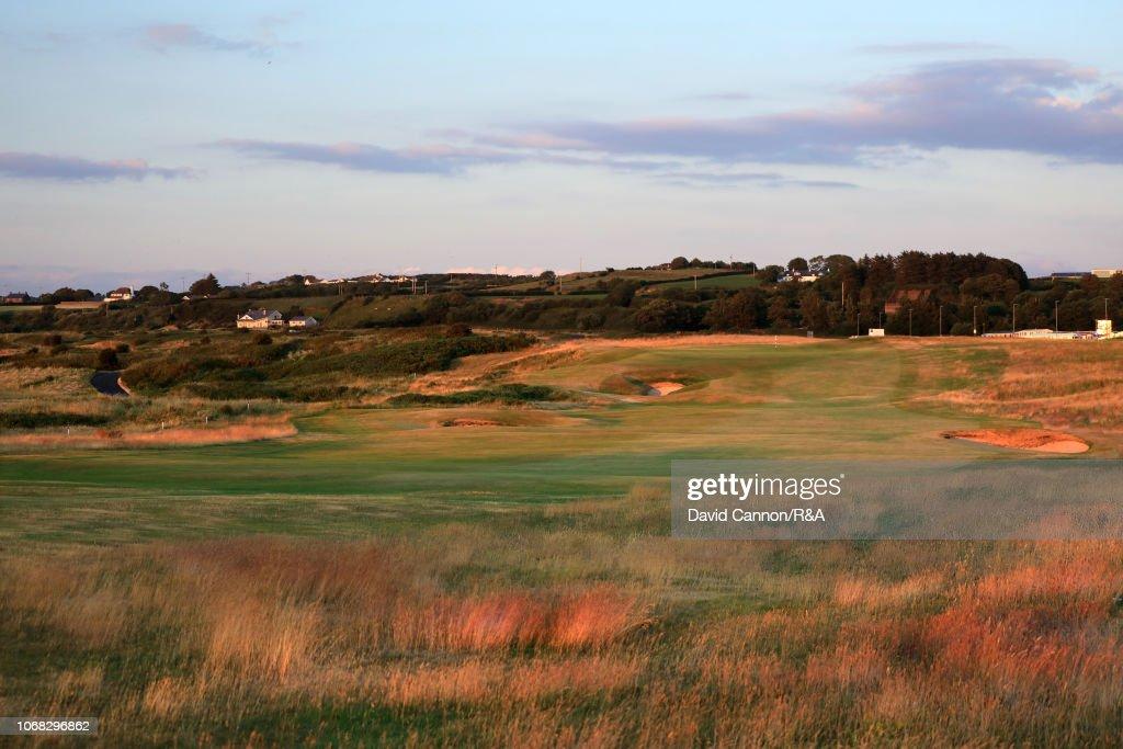 General Views of Royal Portrush Golf Club : Fotografia de notícias