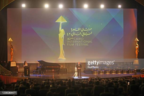 The 42nd Cairo International Film Festival CIFF ran from 02 to 10 December Cairo , Egypt on December 10, 2020.