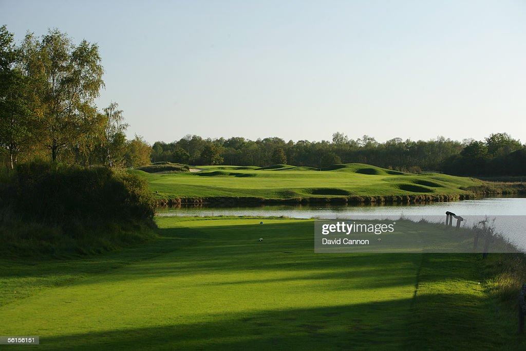 Golf International Les Bordes 5th : Photo d'actualité