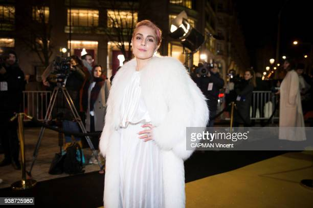 the 43rd ceremony of the Cesars 2018 at the Salle Pleyel in Paris on March 2 2018 the swedish actress Noomi Rapace