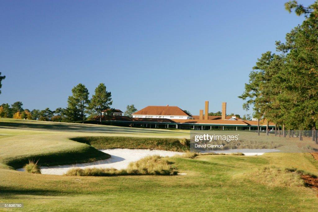 Pinehurst No.2 Golf Course : News Photo