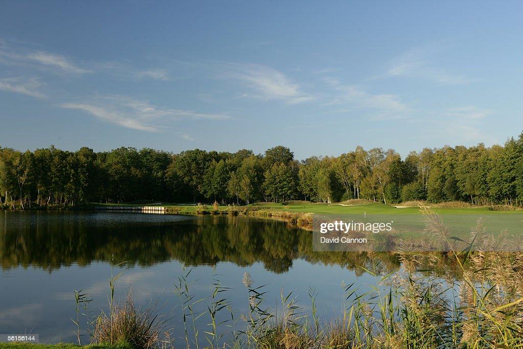 Golf International Les Bordes 7th : Photo d'actualité