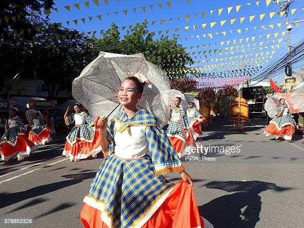 The 50th Golden Anniversary of South Cotabato in Mindanao culminates with the grand street dancing parade where thousands of local tourist enjoy the...