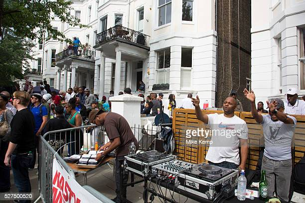 The 50th Notting Hill Carnival in West London A celebration of West Indian / Caribbean culture and Europe's largest street party festival and parade...