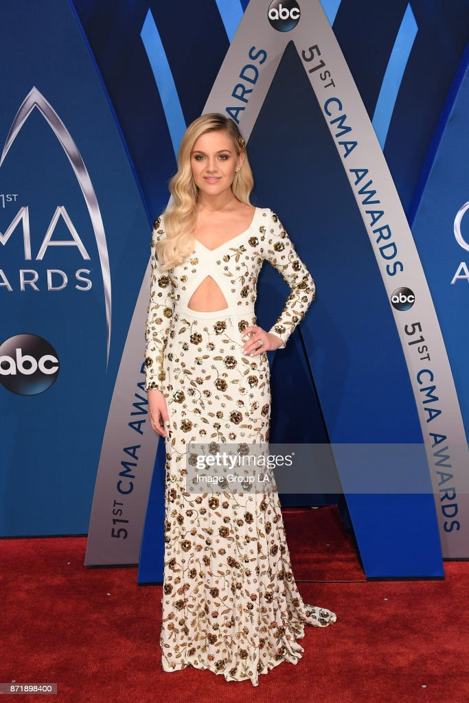 ABC's Coverage Of The 51th Annual CMA Awards : News Photo