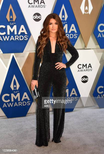 The 54th Annual CMA Awards, hosted by Reba McEntire and Darius Rucker aired from Nashvilles Music City Center, WEDNESDAY, NOV. 11 , on ABC. TENILLE...