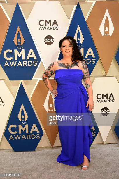 The 54th Annual CMA Awards, hosted by Reba McEntire and Darius Rucker aired from Nashvilles Music City Center, WEDNESDAY, NOV. 11 , on ABC. ASHLEY...