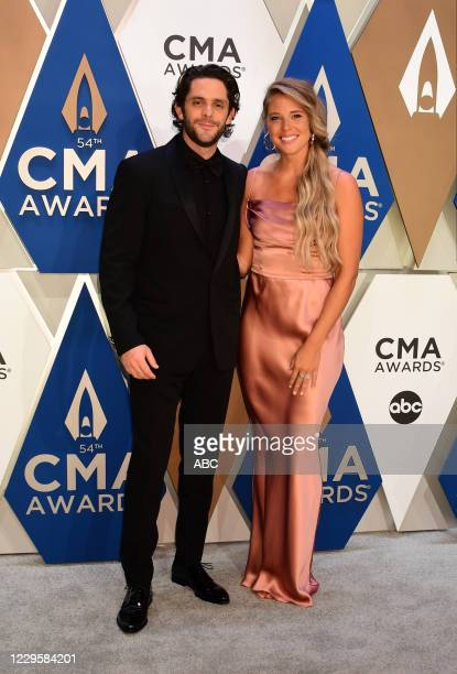 The 54th Annual CMA Awards, hosted by Reba McEntire and Darius Rucker aired from Nashvilles Music City Center, WEDNESDAY, NOV. 11 , on ABC. THOMAS...