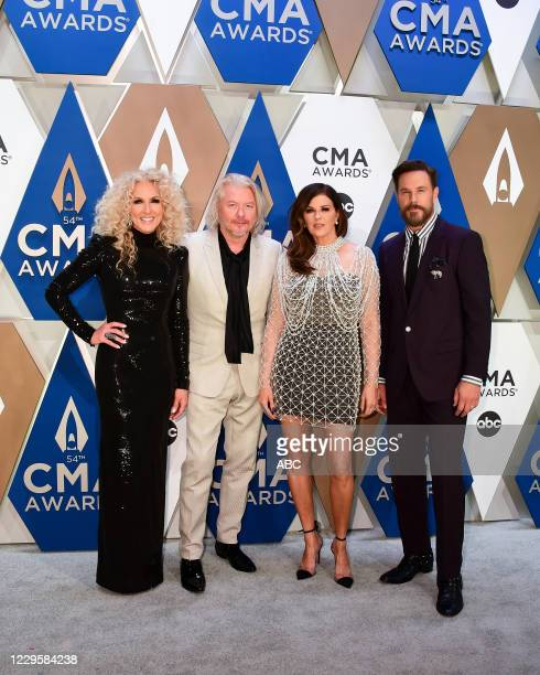 The 54th Annual CMA Awards, hosted by Reba McEntire and Darius Rucker aired from Nashvilles Music City Center, WEDNESDAY, NOV. 11 , on ABC. LITTLE...