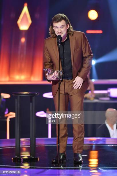 The 54th Annual CMA Awards, hosted by Reba McEntire and Darius Rucker aired from Nashvilles Music City Center, WEDNESDAY, NOV. 11 , on ABC. MORGAN...