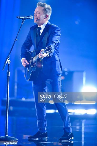 The 54th Annual CMA Awards, hosted by Reba McEntire and Darius Rucker aired from Nashvilles Music City Center, WEDNESDAY, NOV. 11 , on ABC. CHRIS...