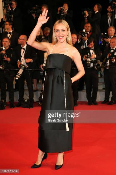 The 57th Critic's Week jury member Chloe Sevigny attends the screening of 'Cold War ' during the 71st annual Cannes Film Festival at Palais des...