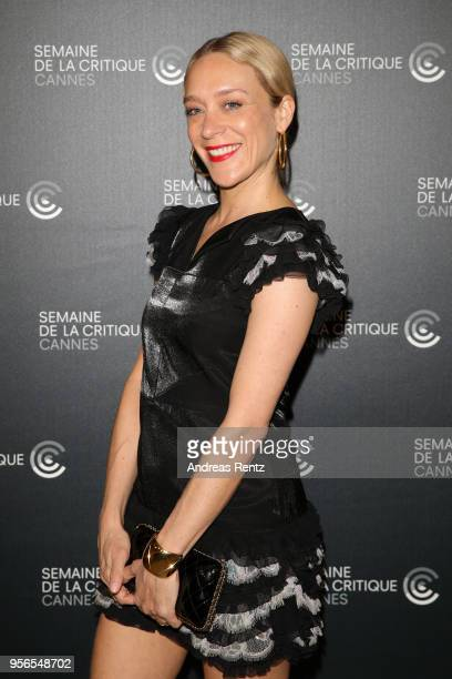 The 57th Critic's Week jury member Chloe Sevigny attends the Semaine de la Critique Jury Photocall during the 71st annual Cannes Film Festival at...