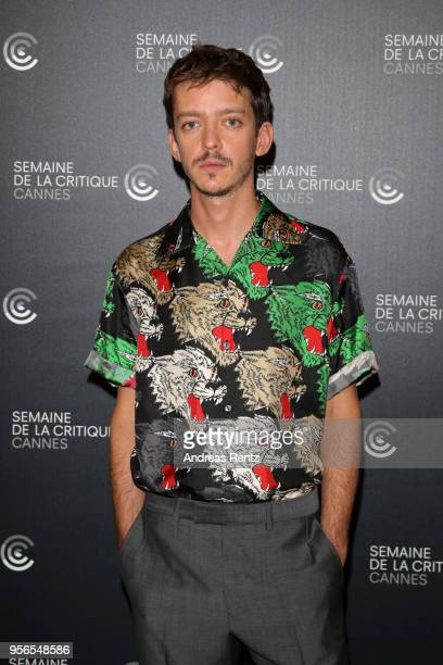 The 57th Critic's Week jury member Nahuel Perez Biscayart attends the Semaine de la Critique Jury Photocall during the 71st annual Cannes Film...