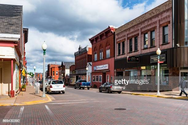 the 5th street in calumet - midsection stock pictures, royalty-free photos & images