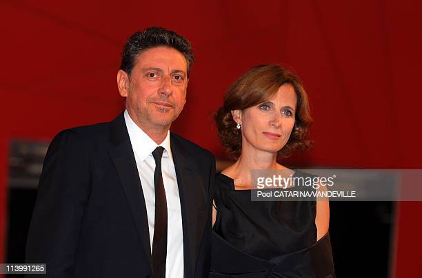 The 66th Venice Film Festival Premiere of the french film '36 Vues du pic Saint Loup' in Venice Italy On September 07 2009Actor Sergio Castellitto...