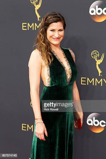 The 68th Emmy Awards broadcasts live from The Microsoft Theater in Los Angeles, Sunday, September 18 , on Walt Disney Television via Getty Images and...