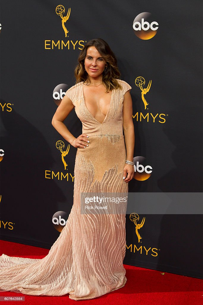 ABC's Coverage of The 68th Annual Emmy Awards : News Photo