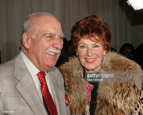 The 6th Annual Television Awards in Beverly Hills United States on December 01 2004 Marion Ross and Paul Michael