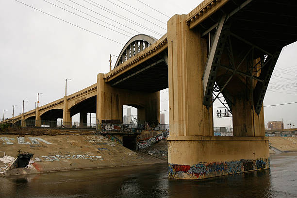 los angeles river bridges declared historiccultural