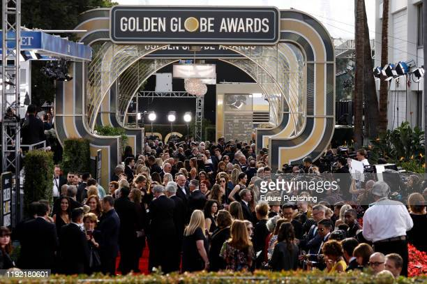 STATES JANUARY The 77th Annual Golden Globe Awards at The Beverly Hilton Hotel on January 05 2020 in Beverly Hills California PHOTOGRAPH BY P Lehman...