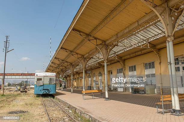 CONTENT] The 781km single track railway was built by the French in the early XXth century to link the capital the capital of landlocked Ethiopia to...