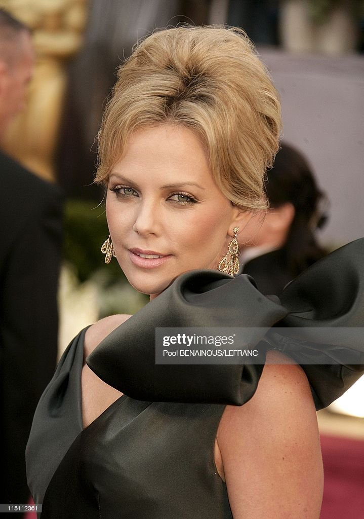 The 78Th Annual Academy Awards - Arrivals In Los Angeles, United States On March 05, 2006. : News Photo