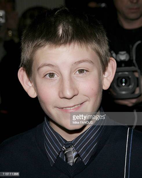 The 7th Annual Family Television Awards in Beverly Hills United States on November 30 2005 Erik Per Sullivan at the 7th Annual Family Television...
