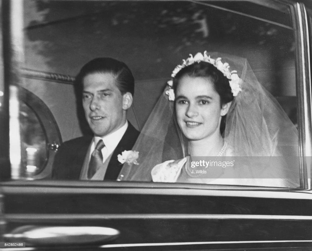 Earl Of Harewood Wedding : ニュース写真