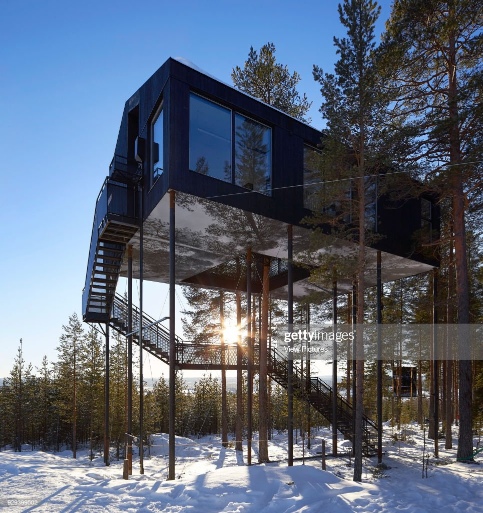 The 7th Room Treehotel Harads Sweden Architect Various 2016