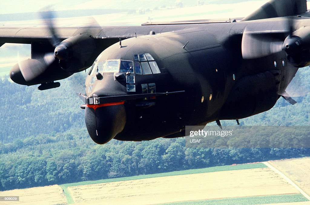 Training for special air operations : News Photo