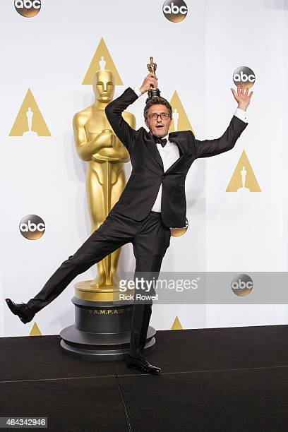 THE OSCARS PRESS ROOM The 87th Oscars held on Sunday February 22 at the Dolby Theatre at Hollywood Highland Center are televised live on the Walt...