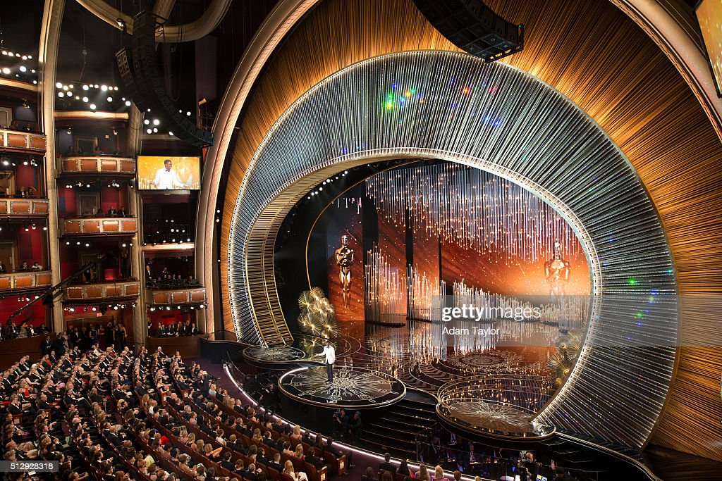 THE OSCARS(r) - THEATRE - The 88th Oscars, held on Sunday, February 28, at the Dolby Theatre(r) at Hollywood & Highland Center(r) in Hollywood, are televised live by the ABC Television Network at 7 p.m. EST/4 p.m. PST. ROCK